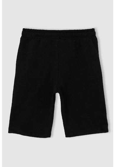 DeFacto Pantaloni scurti cu imprimeu grafic Baieti