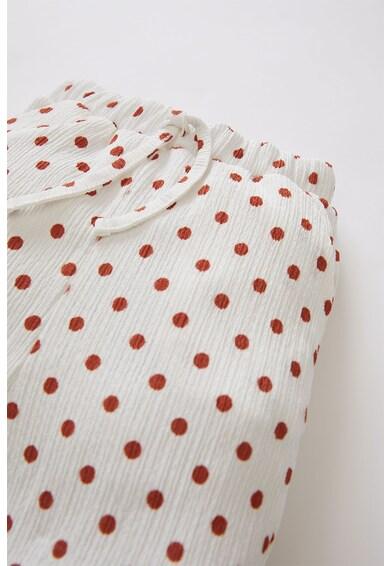 DeFacto Pantaloni cu imprimeu cu buline Fete
