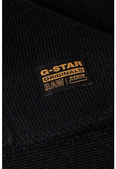 G-Star RAW Fular cu aspect striat Effo Barbati