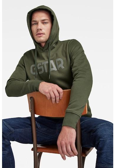 G-Star RAW Hanorac regular fit cu logo Barbati