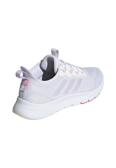 adidas Performance Pantofi de plasa cu aspect tricotat, pentru alergare Nario Move Femei