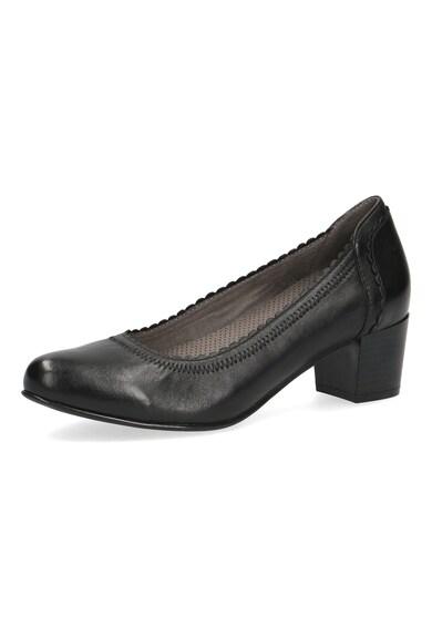 Caprice Pantofi de piele cu toc inalt Femei