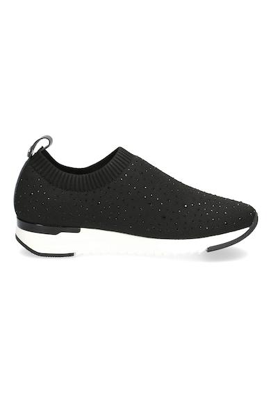 Caprice Pantofi sport slip-on cu strasuri Femei