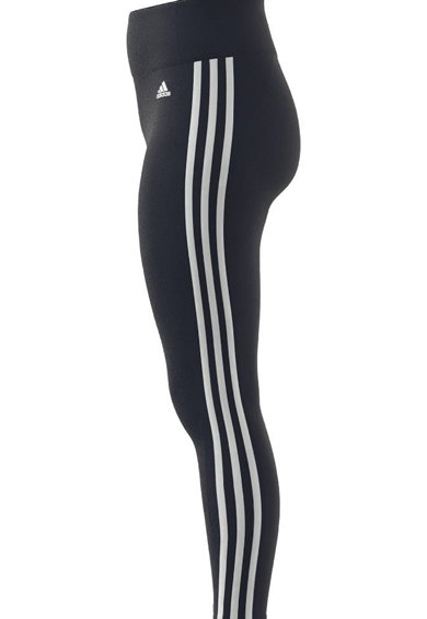 adidas Performance Colanti cu model in dungi pentru antrenament Femei
