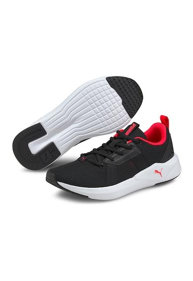 Puma Pantofi din material textil si sintetic pentru antrenament Chroma Femei