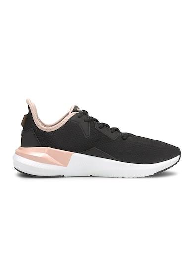 Puma Pantofi low-top din plasa pentru antrenament Platinum Shimmer Femei