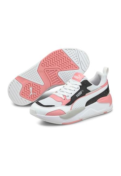 Puma Pantofi sport cu garnituri din piele ecologica X-Ray 2 Femei