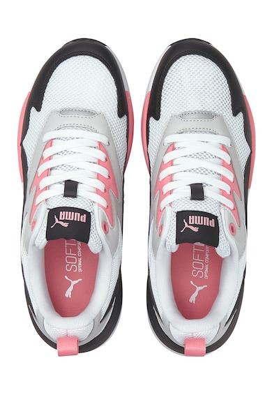 Puma Pantofi sport cu garnituri din piele ecologica X-Ray Femei