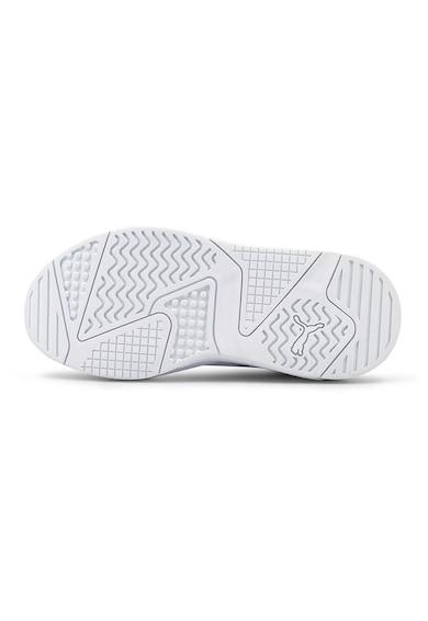 Puma Pantofi sport de piele ecologica si material textil X-Ray² Femei