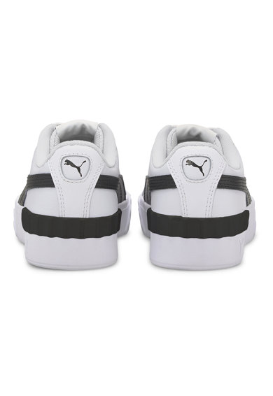 Puma Pantofi sport cu garnituri din piele Carina Lift Femei