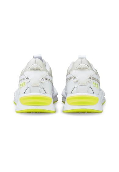 Puma Pantofi sport din piele cu detalii reflectorizante RS-Z Femei