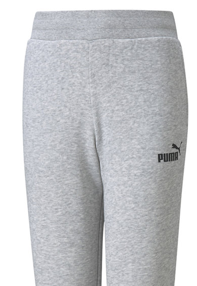 Puma Pantaloni sport cu imprimeu logo Essesntial Fete