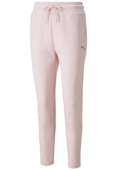 Puma Pantaloni cu talie elastica si snur Femei