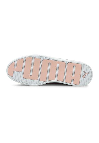 Puma Pantofi sport de piele si piele ecologica Skye Femei
