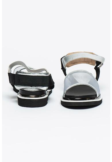Bigiotto's Shoes Sandale cu bareta de plasa Femei