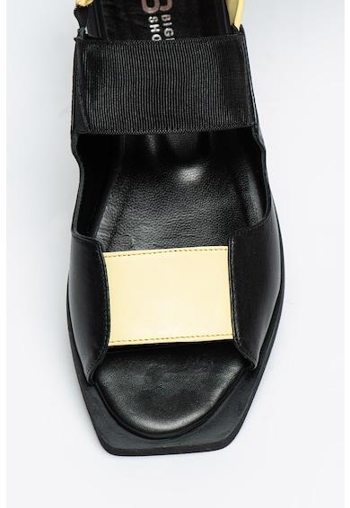 Bigiotto's Shoes Sandale de piele cu bareta slingback Dana Femei