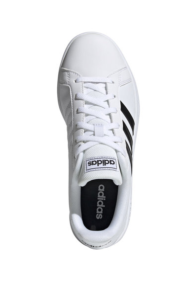 adidas Performance Pantofi sport din piele ecologica Grand Court Base Femei
