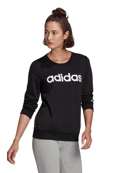 adidas Performance Bluza sport cu imprimeu logo Femei