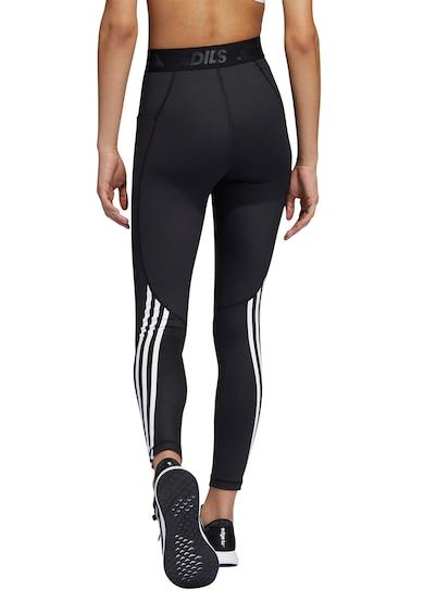 adidas Performance Colanti cu buzunar lateral pentru fitness Femei