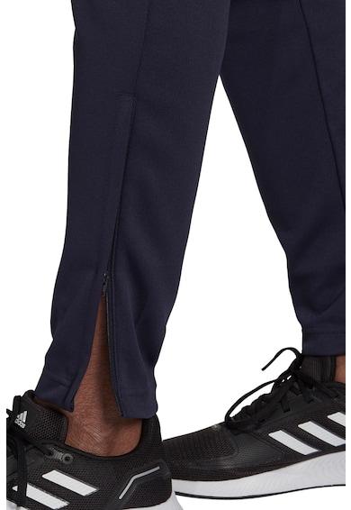 adidas Performance Pantaloni cu imprimeu logo pentru fotbal Aeroready Femei