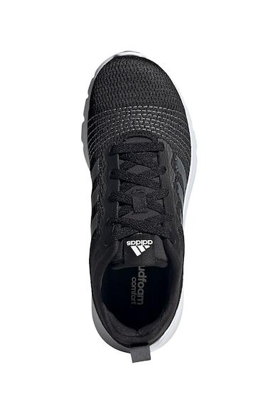 adidas Performance Pantofi cu detalii peliculizate pentru alergare Fluidup Femei