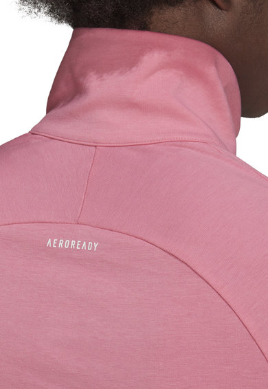 adidas Performance Bluza cu imprimeu logo pentru antrenament Aeroready Femei