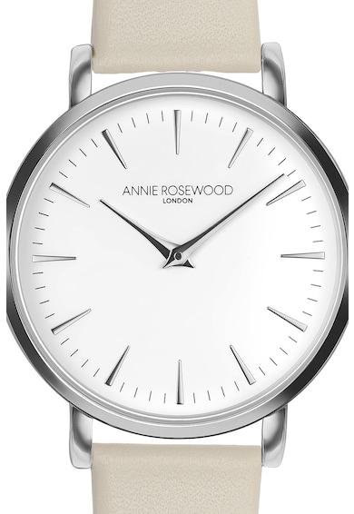 Annie Rosewood Ceas cu o curea de piele Femei