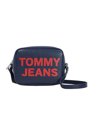 Tommy Jeans Geanta crossbody din piele ecologica cu imprimeu logo Femei