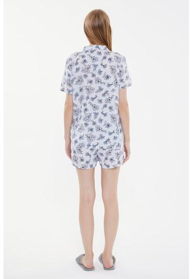 Trendyol Pijama cu imprimeu grafic Femei