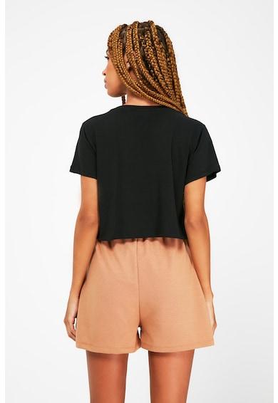 Trendyol Pantaloni scurti cu talie inalta Femei