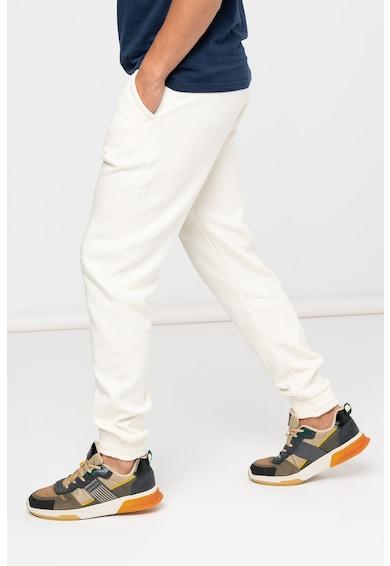 BLEND Pantaloni sport din amestec de bumbac cu talie elastica Barbati