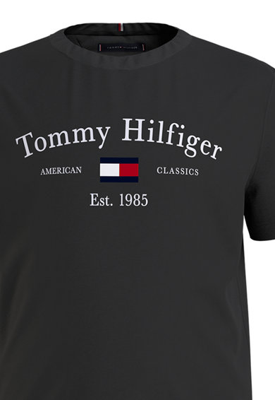 Tommy Hilfiger Tricou de bumbac organic cu logo Baieti