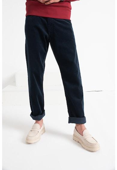 Gant Pantaloni regular fit din reiat Barbati