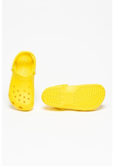 Crocs Saboti slingback roomy fit cu perforatii Classic Femei