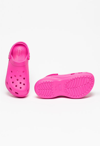Crocs Saboti slingback demiwedge Femei