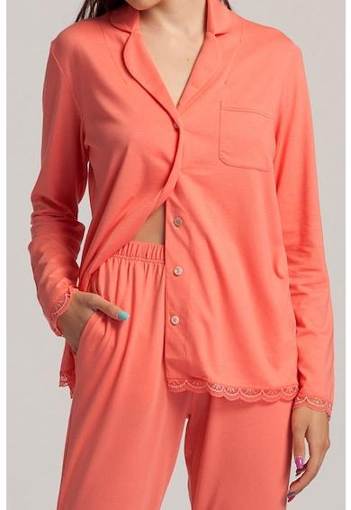 Sofiaman Pijama din amestec de modal Danielle Femei