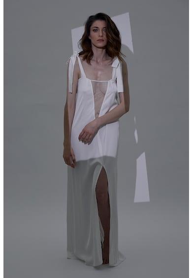 SOLLUNA Camasa de noapte cu segment transparent din dantela Trust Fall Femei