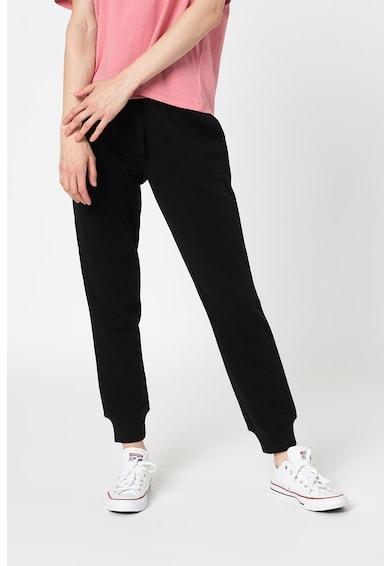 GAP Pantaloni sport din amestec de bumbac cu snur Femei
