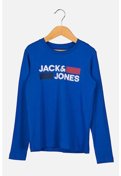 Jack&Jones Bluza cu imprimeu logo Baieti