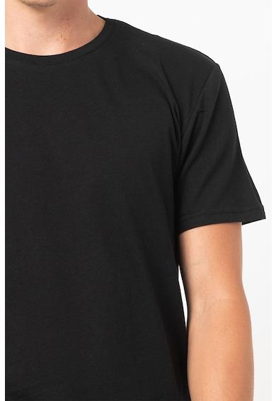 Only & Sons Set de tricouri cu decolteu la baza gatului Matt - 3 piese Barbati