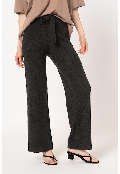Noisy May Pantaloni tricotati cu cordon in talie Femei
