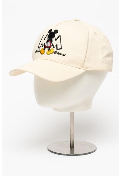 Jack&Jones Sapca baseball din denim cu model brodat cu Mickey Mouse Barbati
