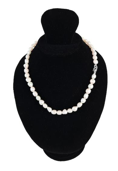 Dhamont Colier cu perle de apa dulce Femei