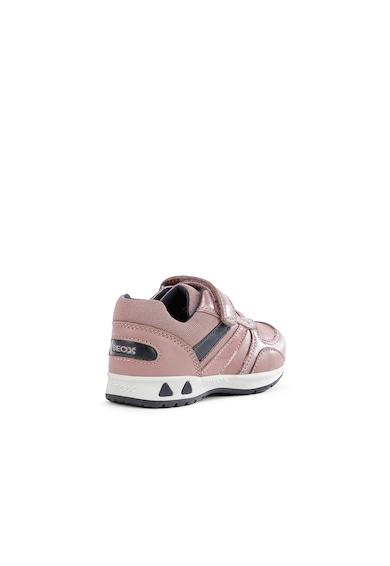 Geox Tépőzáras műbőr sneaker Lány