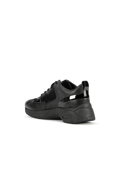 Geox Alhour sneaker bőrrészlettel női