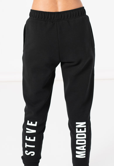 Steve Madden Pantaloni sport cu logo Icomfy Femei