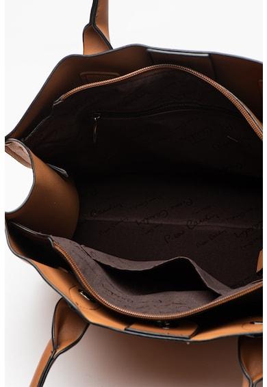Pierre Cardin Geanta cu bareta si aspect texturat Femei
