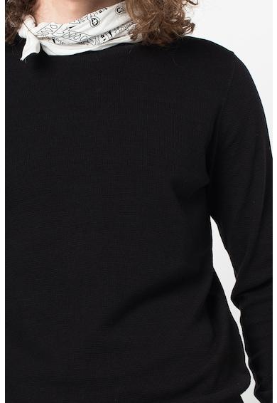 Liu Jo Pulover tricotat fin cu aspect texturat Barbati