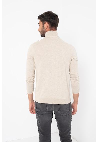 Selected Homme Bluza tricotata fin cu guler inalt Berg Barbati