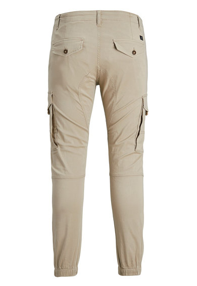 Jack&Jones Pantaloni cargo din amestec de bumbac organic Baieti